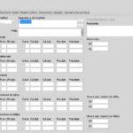 forfox OPTICUS - karta klienta - měření brýlí