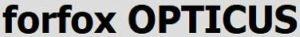 forfox OPTICUS - logo